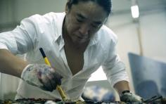 Parkview Arts Action   Inside Artists' Studios: Ling Jian
