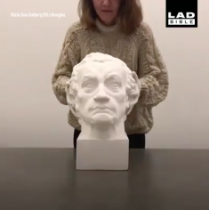 LaDbible | These moving sculptures are freaky but mesmerising!