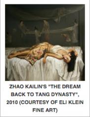 Checkout Art l Zhang Dali, Jiang Huan, Luo Qing & Zhao Kailin