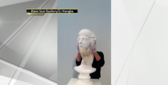 nbc new york | NYC Gallery's Mindboggling Bust Sculptures Stretch, Twist