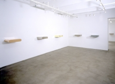 DONALD JUDD Single Stacks, 1964-1969, Van de Weghe Fine Art