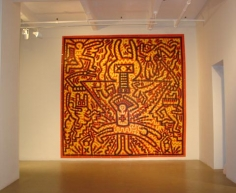 KEITH HARING Untitled , 1983