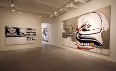ANDY WARHOL, JEAN-MICHEL BASQUIAT AND COLLABORATION PAINTINGS