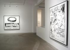 ANDY WARHOL Black & White Paintings 1985-86, Van de Weghe Fine Art