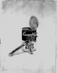 Campbell's Soup Can & Can Opener, 1962