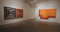 FRANK STELLA: Works on canvas from the '60s, Van de Weghe Fine Art