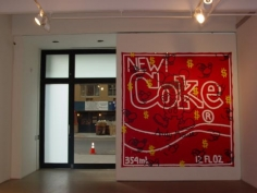 KEITH HARING Andy Mouse--New Coke,1985