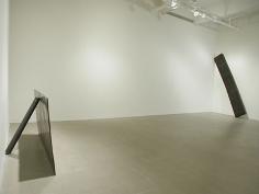 RICHARD SERRA Prop Sculptures 1967 - 1987, Van de Weghe Fine Art