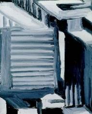 Stadtbild, 1968 Oil on canvas
