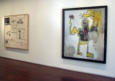 JEAN-MICHEL BASQUIAT: Inaugural Exhibition at Van de Weghe 1018 Madison