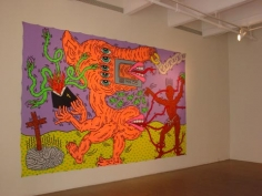 KEITH HARING Untitled, 1985