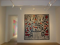 KEITH HARING Untitled (Radiant Baby), 1982