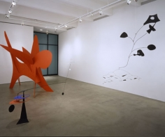 A MODERN DEFINITION OF SPACE: CALDER, Van de Weghe Fine Art