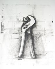 Jim Dine 3 from Ten Winter Tools, 1973