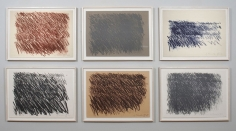 Cy Twombly Untitled, 1971