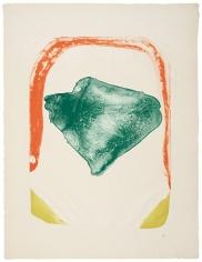 Helen Frankenthaler, Orange Hoop, 1965.