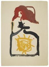 Helen Frankenthaler, May 26 Backwards, 1961