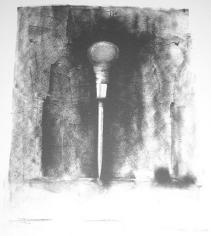 Jim Dine 1 from Ten Winter Tools, 1973