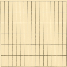 Agnes Martin On A Clear Day, 1973