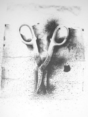 Jim Dine 2 from Ten Winter Tools, 1973