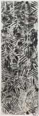 Jasper Johns, Usuyuki, 1981.