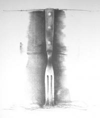 Jim Dine 4 from Ten Winter Tools, 1973