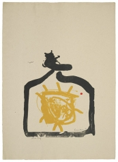 Helen Frankenthaler, May 26 Backwards, 1961.