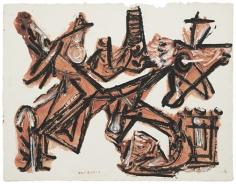 David Smith,ΔΣ 11/8/54 - 2, 1954.