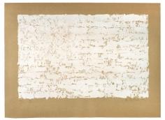 Jasper Johns, Flag II, 1960.
