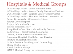 Hospitals & Medical Groups