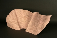 SANSOM REYNOLDS-Nancy_un.furl wave_19x52x14