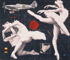 PICCILLO-Joseph_Untitled_II_mixed media on canvas_72x84