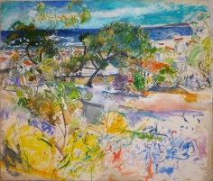 BROOKS-Neil_Del Mar from the bluff_52x44_s