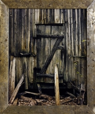 Organized Freedom #111, 1999 - 2009, 39.5 x 32.5 inch chromogenic print in artist frame, Edition of 20, Signed, titled, dated and editioned on verso