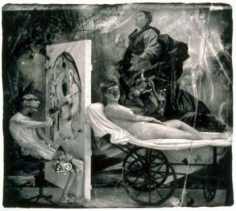 Joel Peter Witkin, Poussin in Hell, 1999