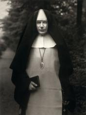 Nun, ca. 1921