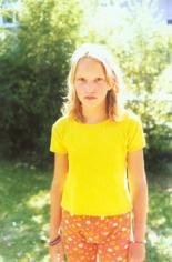Jitka Hanzlova Julia, Essen, 1998