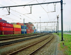 Containers, Antwerp, 1998