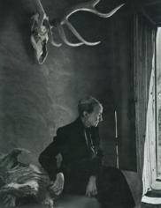 Georgia O'Keeffe Gelatin Silver Print