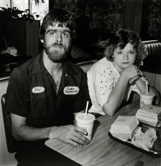 Rosalind Solomon, Whoppers, Chattanooga, Tennessee, 1979/ 2004, 20 x 16 inch Gelatin silver print, Signed, titled, dated, artist stamp on verso, Edition of 10
