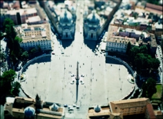 site specific_ROMA, 2005, 48 x 68 inch chromogenic print, Edition of 6