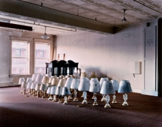 Warehouse, 2000, 50 x 60 inches, Chromogenic Print
