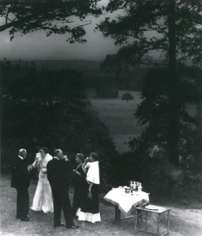 Bill Brandt Cocktails in a Surrey Garden, 1930s
