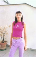Jitka Hanzlova Betty, Praha, 2000
