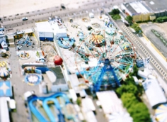 site_specific_NYC_07, 2007 [Coney Island], 45 x 61 inches framed Archival Pigment Print, Edition of 6