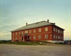 Red House, White Sea, 2002