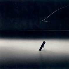 Michael Kenna Log and Plane, Boca Raton, Florida, 1992