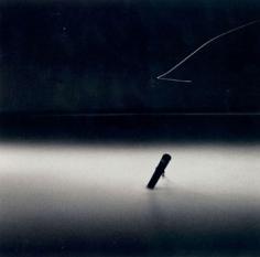 Michael Kenna Log and Plane, Boca Raton, Florida, 1992