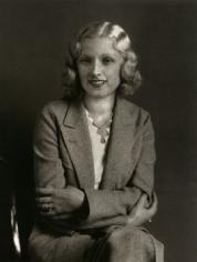 Filmstar, 1932 8 x 10 inch Gelatin Silver Print