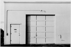 #9 New Industrial Parks near Irvine, California, 1974 Vintage gelatin silver print, 8x 10 inches